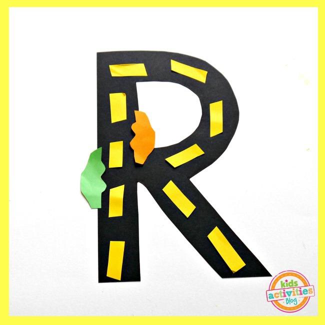 r road craft