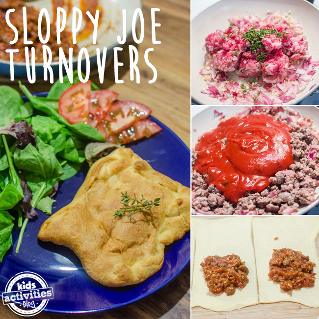 sloppy joe turnover