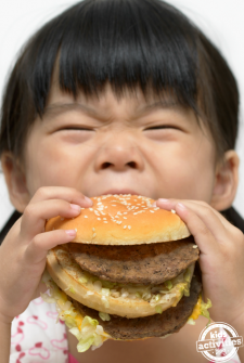 Are our kids eating too much fast food?