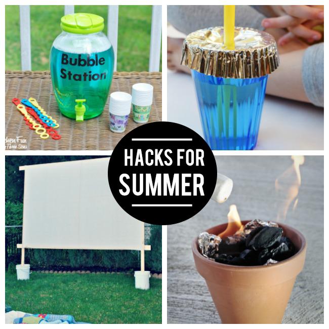 22 Summer Hacks
