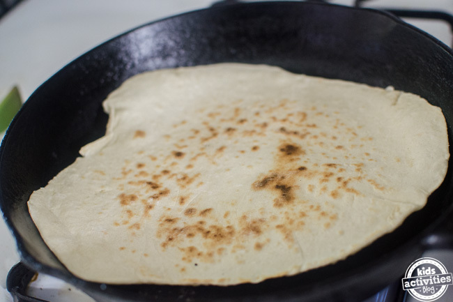 no fail tortilla recipe