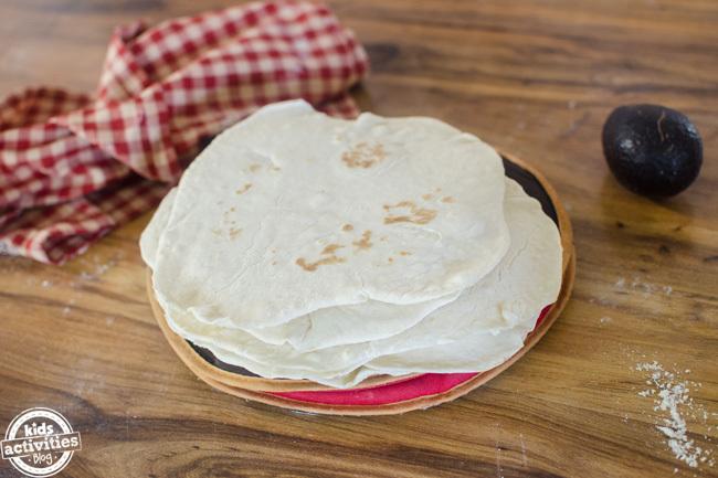 no fail tortilla recipe