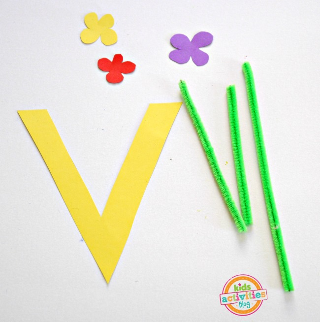 v craft supplies