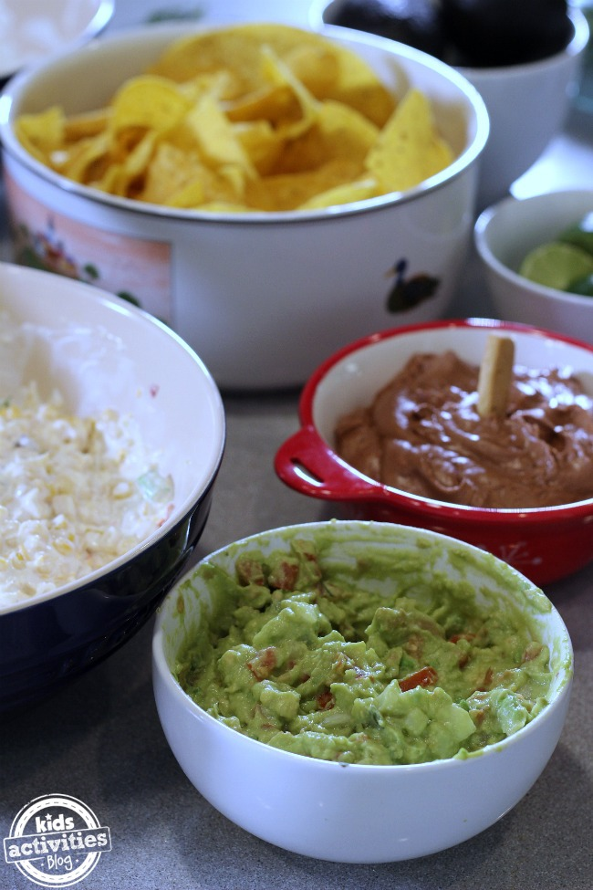 5 Craveable Dips