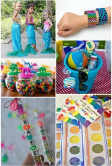 Easy Birthday Party Favors
