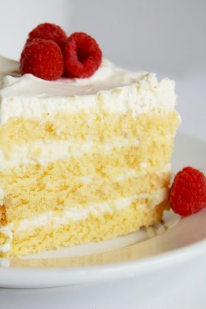 Easy Vanilla Icebox Cake