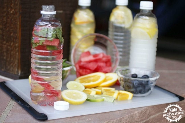 Flavored Water a