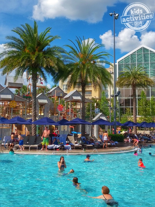 Gaylord Palms Water Park