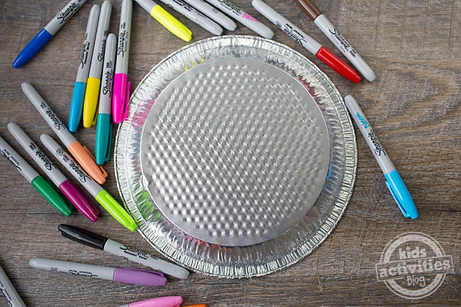 Aluminum Pan Drawings