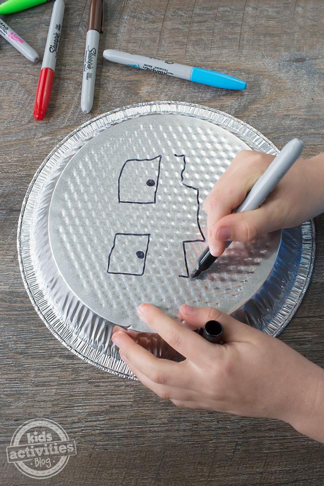 Aluminum Pan Drawings