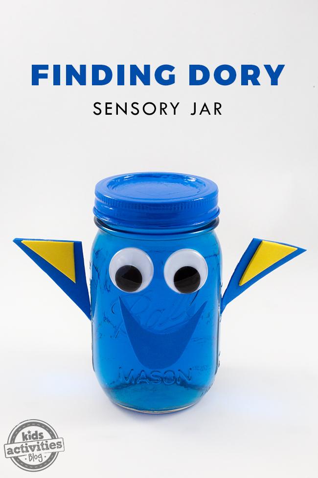 Finding Dory Sensory Jar