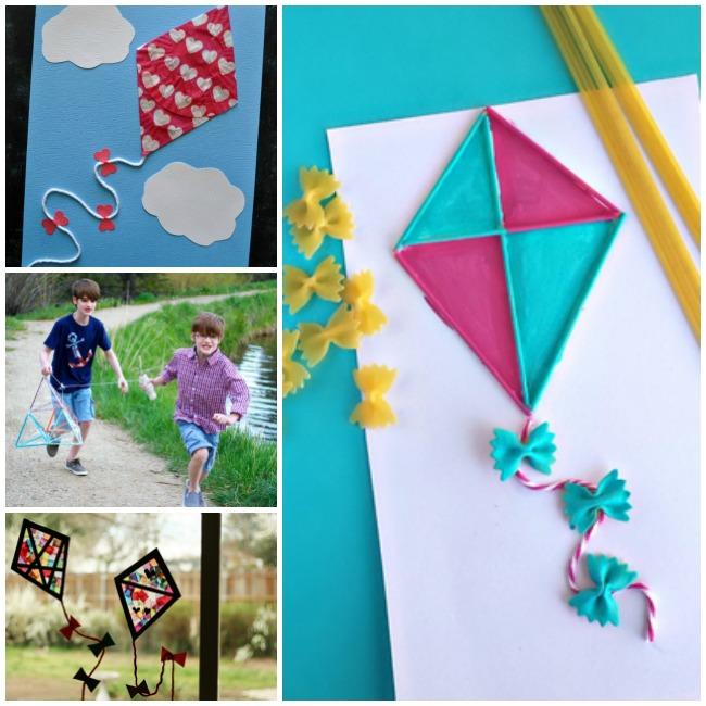 Letter K Activities Kites