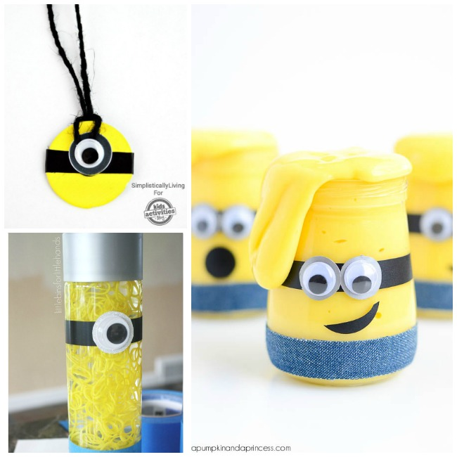 Letter M Activities Minions