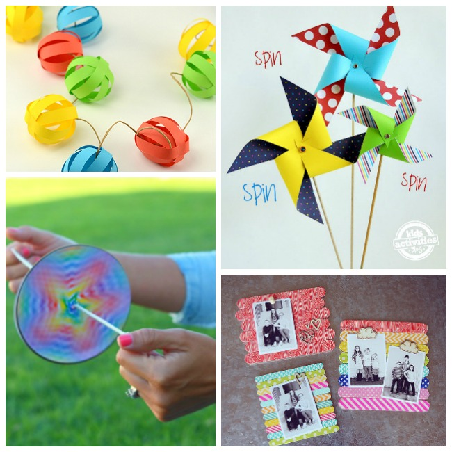 Letter P Activities Paper and Popsicle Sticks