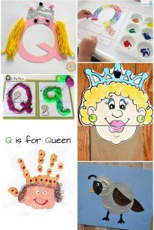 15 Letter Q Activities