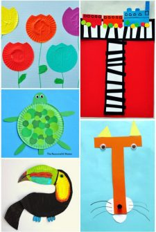 16 Letter T Activities