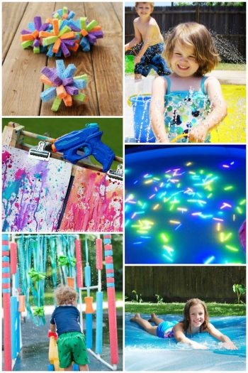 Fun Ways Play With Water This Summer