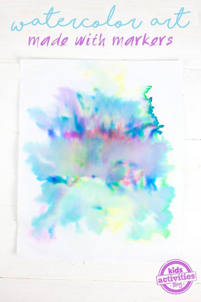 Watercolor-Marker-Art