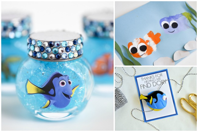17 finding dory ideas for Finding dory crafts for preschoolers