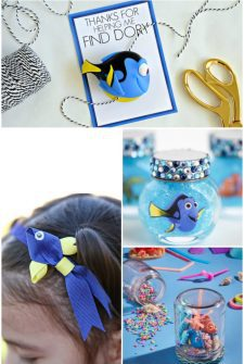 17 Finding Dory Ideas