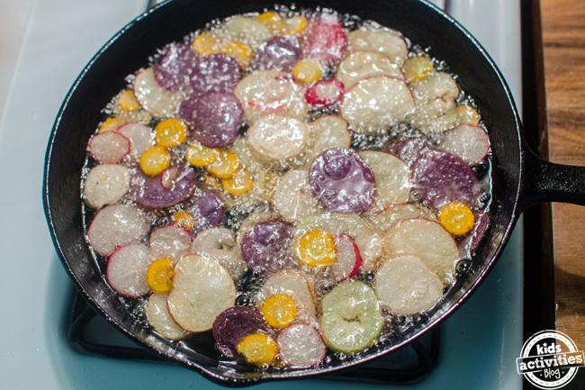 homemade chips 5