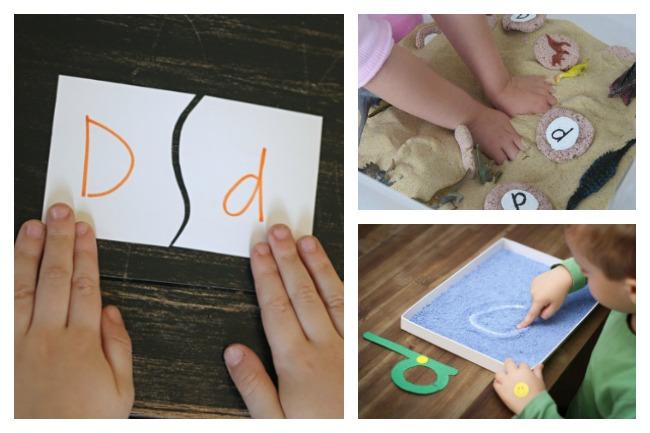 13 Letter D Activities