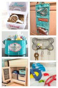 13 Smart Pet Organization Ideas