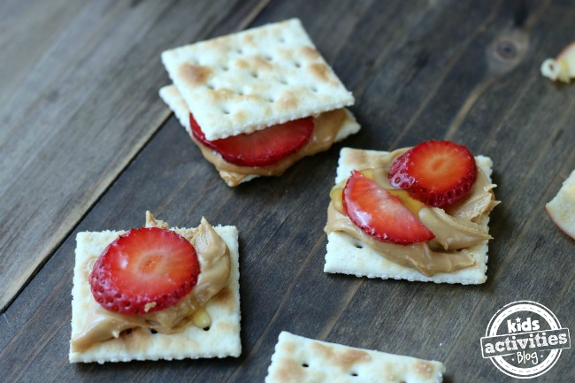 5 Back to School Afternoon Snack Ideas c
