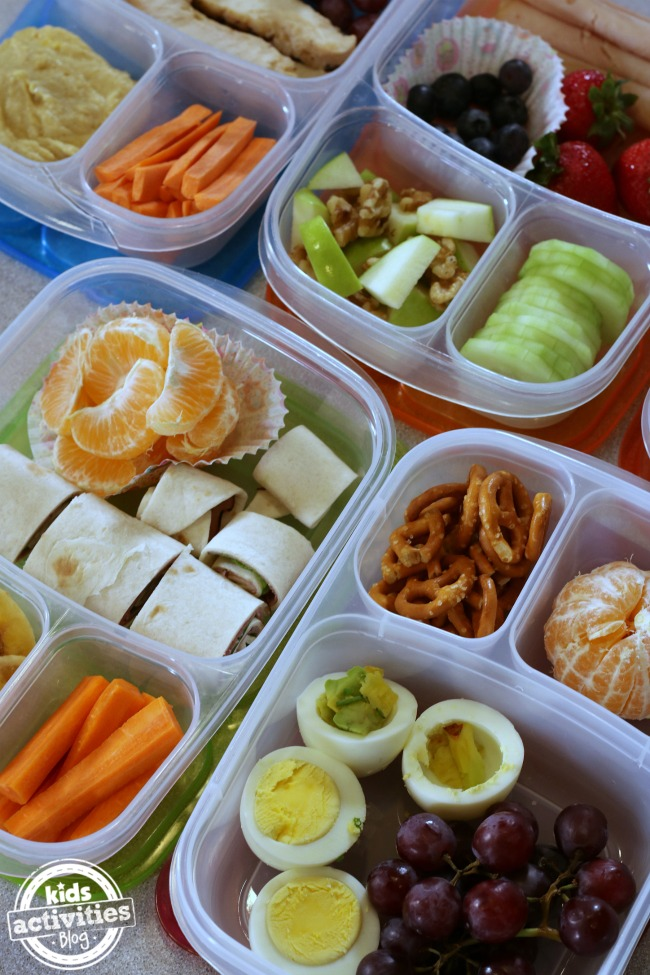 5 Back to School Dairy-Free Lunch Ideas