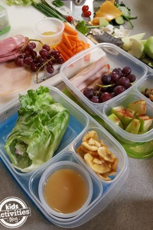 5 Back to School Gluten Free Lunch Ideas