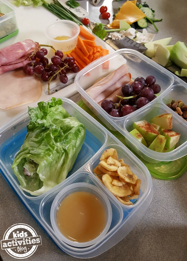 5 Back to School Gluten-Free Lunch Ideas