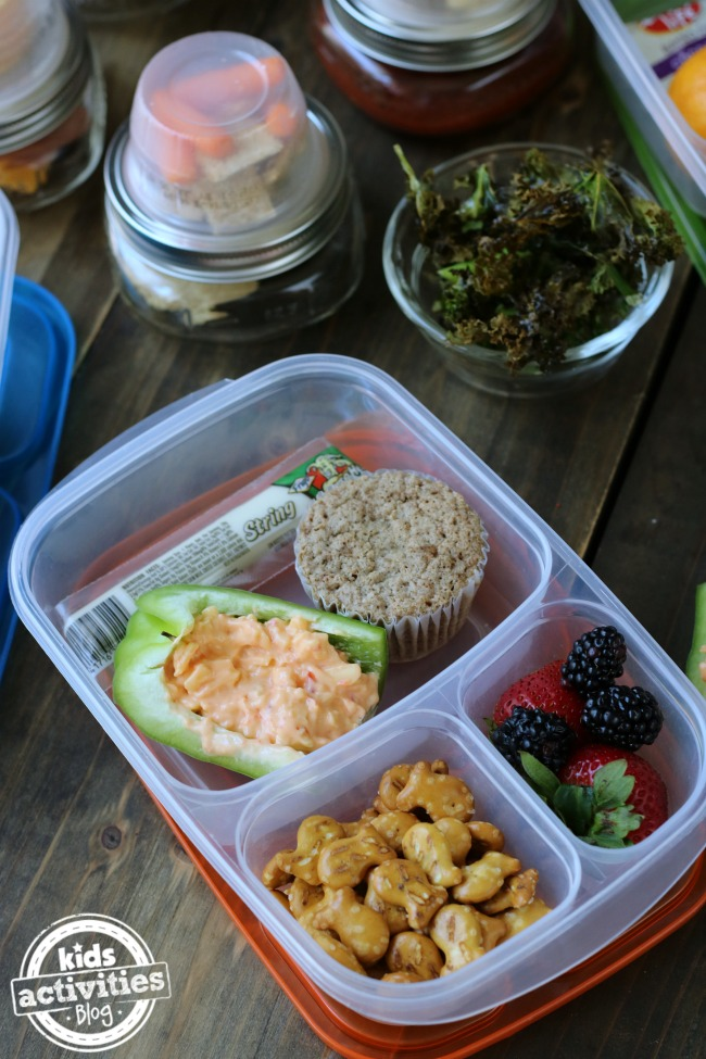 5 Healthy Back to School Lunch Ideas a