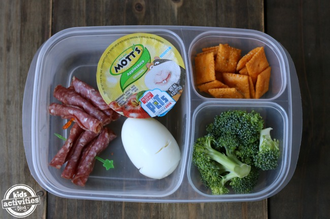 5 Post-Holiday, Healthy Back to School Lunch Ideas