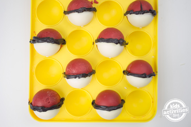 Pokemon Candy Pokeballs