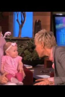 Ellen Gives This Audience Member A Car, But It's Her Baby Who Steals The Show!