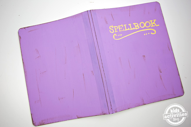 Harry Potter Spellbook Journal