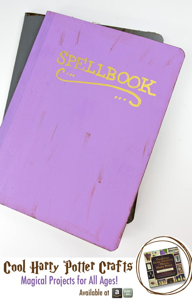 Harry Potter Spellbook Jounal