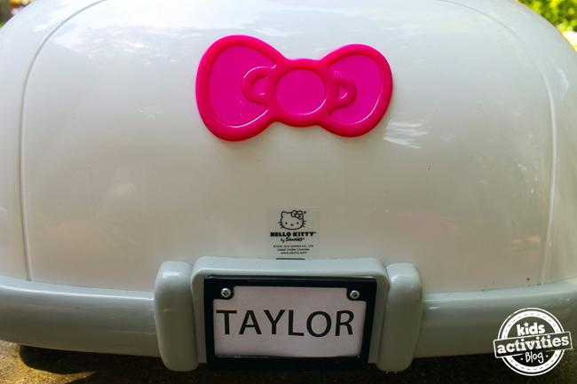 Hello Kitty Car 5