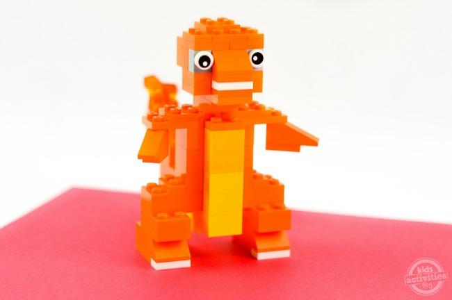 LEGO Charmander2