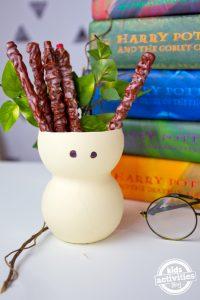 Harry Potter Craft Mandrake Root Holder