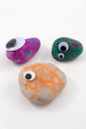 Rock Monster Crafts
