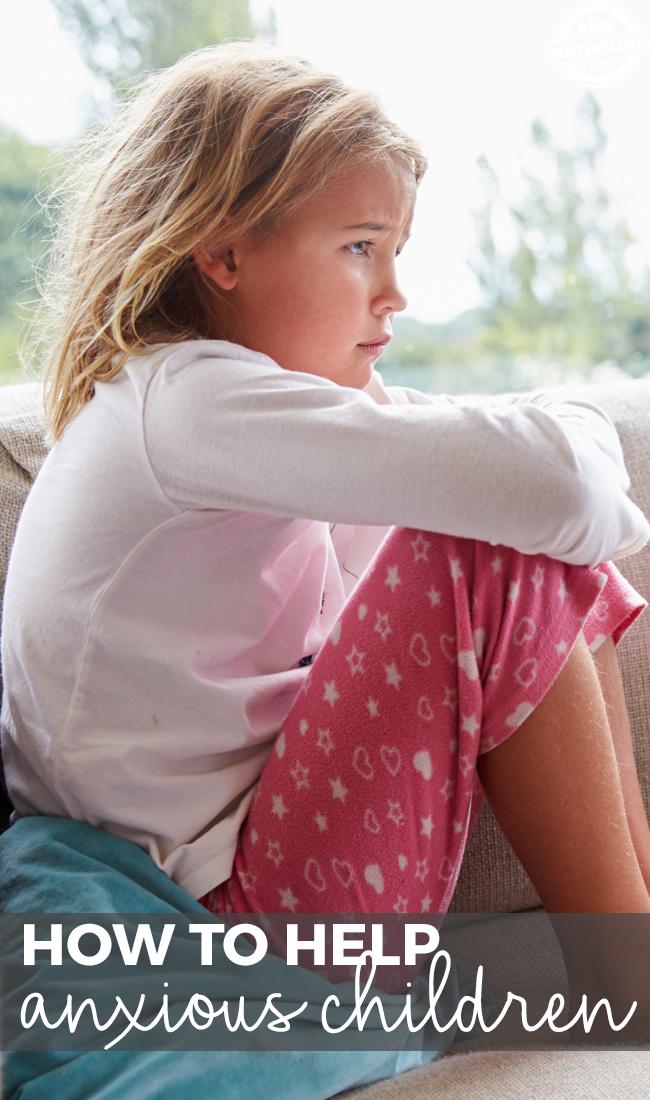 Helping anxious children