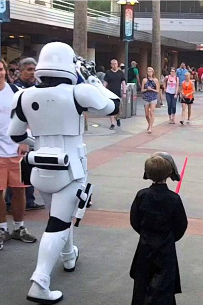 first order escort