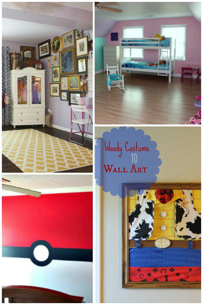 1000 Images About Children S Bedroom Ideas On Pinterest: 20 Cool Bedroom Ideas For Kids They Will Love