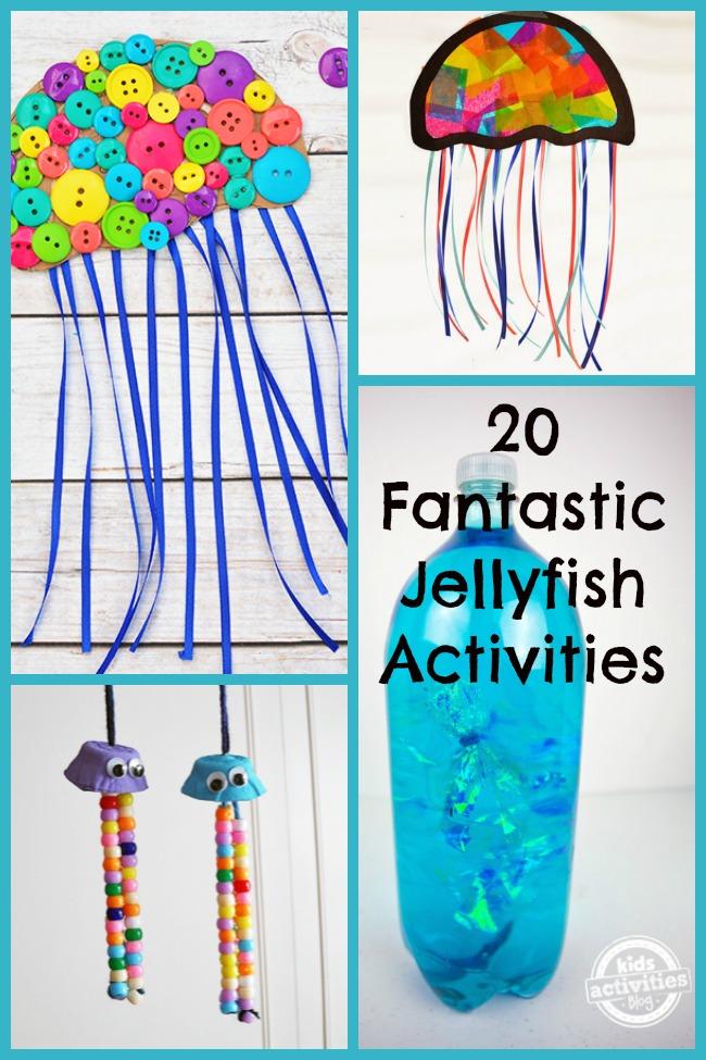 20 Fantastic Jellyfish Activities