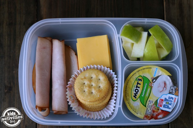 5 Back to School Lunch Ideas for Picky Eaters f