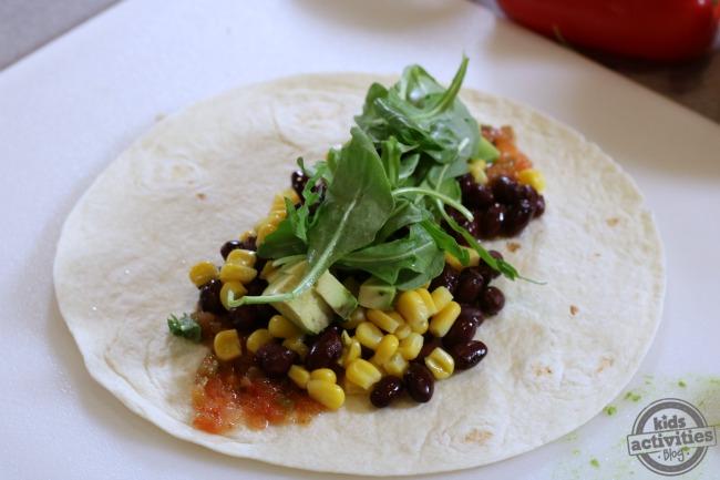 5 Simple & Healthy Wrap Recipes a