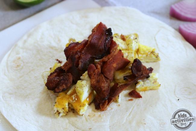 5 Simple & Healthy Wrap Recipes d