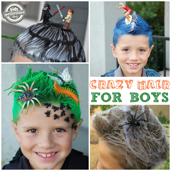 Crazy Hair Day Ideas For School Fullact Trending Stories