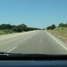 Road trip…